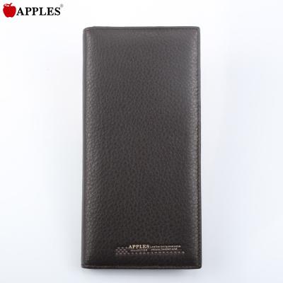 APPLES/苹果 男士休闲简约牛皮西装包 AC199263-8B