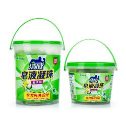 【清威】超浓缩皂液洗衣凝珠