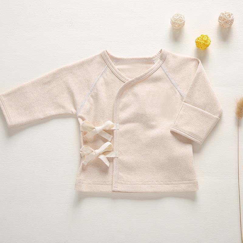 婴桃 婴儿系带和尚服 201601...