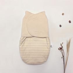 婴桃 婴儿加厚襁褓睡袋 201619