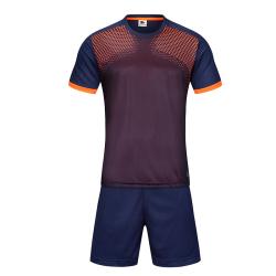 XD 足球服套装男女定制团购儿童足球衣比赛训练队服速干透气运动DIY 6163
