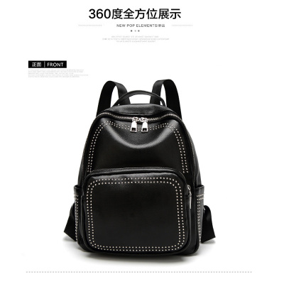 思迪娜 韩版双肩包 SH-055#