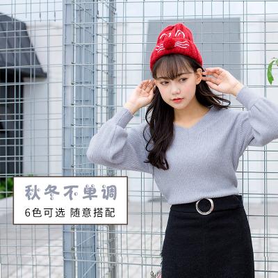 新款2017女装韩版显瘦秋冬季毛衣两件套小香风裙子套装冬装时尚潮#8118
