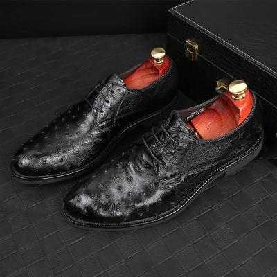 金博驰 真皮皮鞋 7S4-10A2