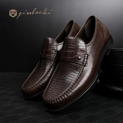 金博驰 真皮皮鞋 7S6-1