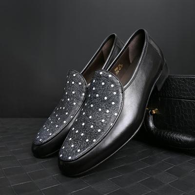 金博驰 真皮皮鞋 7S9-5A1