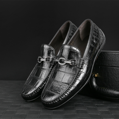 金博驰 真皮皮鞋 7S10-3A1