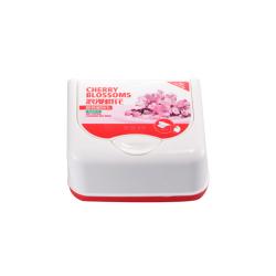 比比卡浪漫樱花卸妆湿纸巾