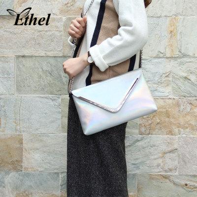 珠艺Ethel 信封精巧斜跨单肩手拿小包晚宴包 JY0579