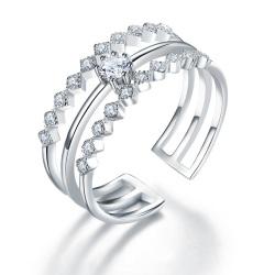 小时代 水晶戒指 912170002