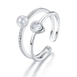 小时代 水晶戒指 912170003