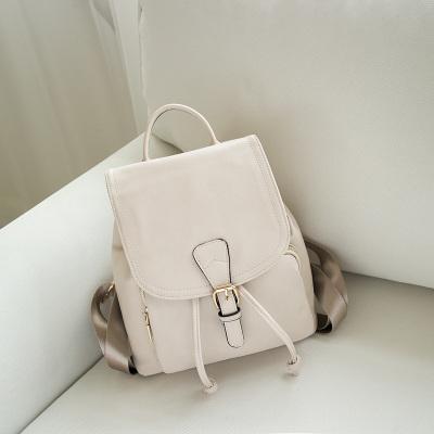 莱米皮具 新款韩版时尚女士双肩包SL-648