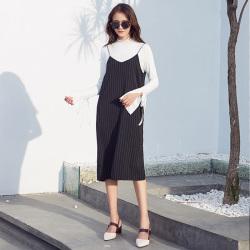 半简主义 时尚连衣裙女 QS080