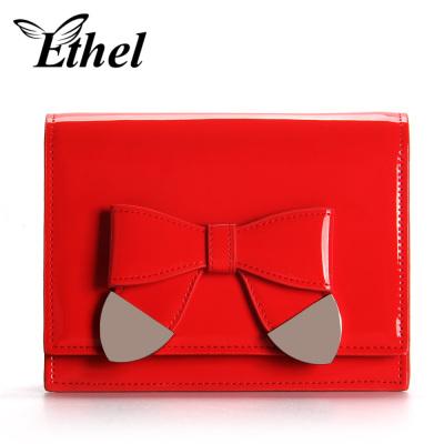 珠艺Ethel 蝴蝶结盒子包精巧斜跨单肩手拿小包晚宴包 JY0993