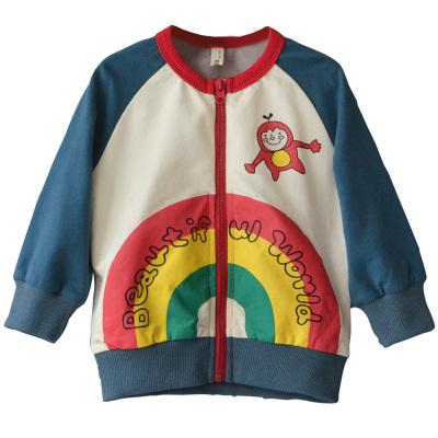 2017新款童装女童秋装棒球服小女孩韩版宝宝薄款开衫外套