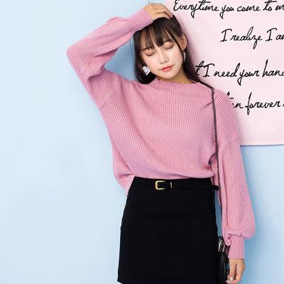 2018秋冬新款韩版毛衣呢子短裙两件套时尚套装女潮8233-2