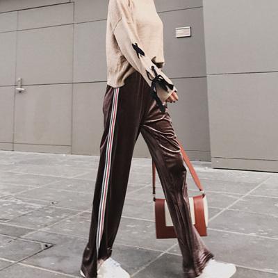 KEEP 2017年新款女装上线时尚裤子 7233#