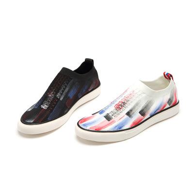 匠王鞋厂 韩版舒适透气袜子鞋休闲鞋 927-73