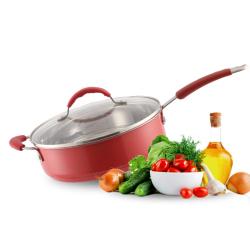 【品高乐】不锈钢汤锅家用电磁炉通用24cm
