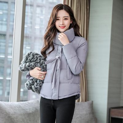 钱棠 2017冬季新款时尚棉衣短外套2802