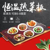 万年全家红 饭菜保温板QJH-01