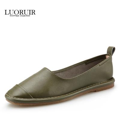 每度(MEIDU)罗瑞尔低帮单鞋 L61DF009