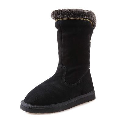 每度(MEIDU)罗瑞尔LUORUIR罗瑞尔雪地靴靴子女鞋L1408XX500N