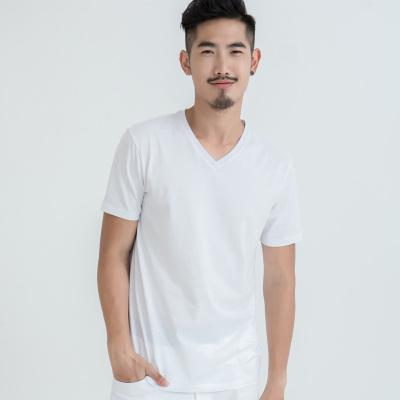 保罗法利那 男士V领T恤短袖 TA8V181-LY