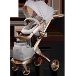德国品牌 QIBAER 高景观婴儿车(Q6)