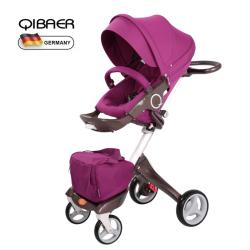 高景观婴儿车(Q4)