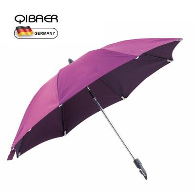 德国琪贝儿(QIBAER)高景观婴儿推车配件 遮阳伞 太阳伞