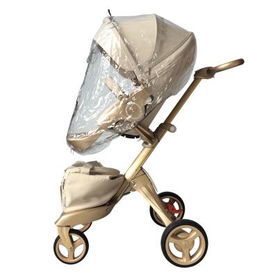 德国琪贝儿(QIBAER)高景观婴儿推车配件 防雨罩