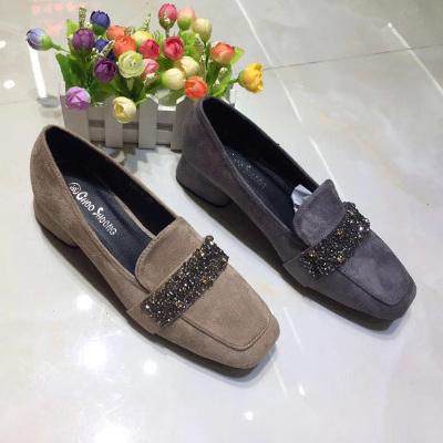 足尚 新款韩版气质单鞋女鞋 688-8