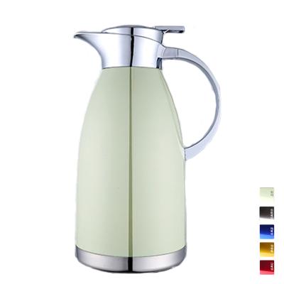 【仁品】304不锈钢保温水壶2L   RP-LM20