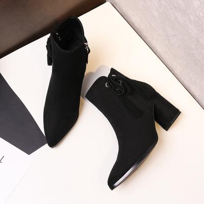 美度 2017新款时尚短靴 312-5