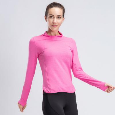 2017秋冬上新女装立领长袖纯色多色健身衣瑜伽服吸汗舒适健身衣套装 K802+E310