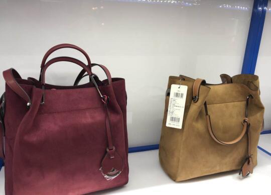 【新品特惠款】金园达 时尚潮流百搭真皮女包