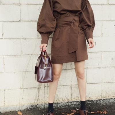 夏奈尔LIGOLIGO 时尚百搭斜跨单肩手提包 A8070