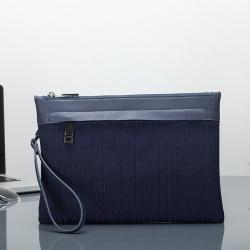 【直播款】潮聚 商务时尚便携男士信封包CJ17027
