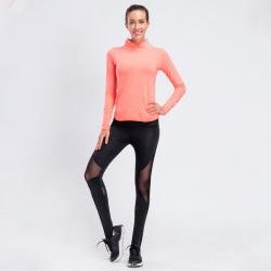 2017 秋冬上新女士健身套装 K802+E308