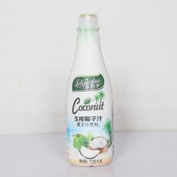 乐好多 生榨椰汁饮料 1.25kg x 6 瓶
