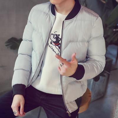 2017年新款上新男装棉服杭州棉衣H11