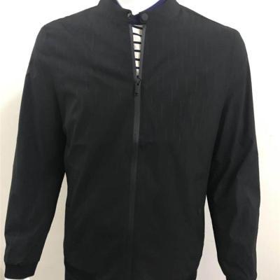 冬季新款夹克 纯色外套201709