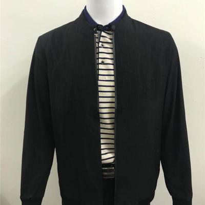 新款男士外套修身外套201710