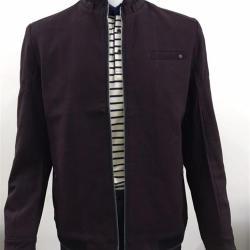 新款爸爸秋冬装外套夹克 5088
