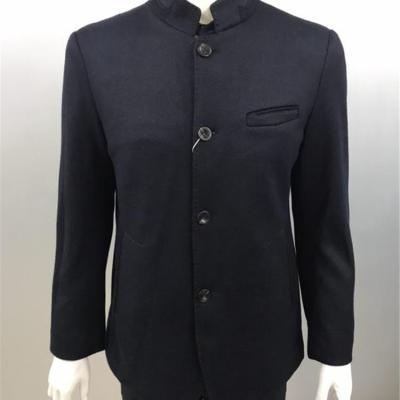 【商场专供】【华度仕】【原价313,现价275】冬季新款中年爸爸装 加厚外套 夹克201522
