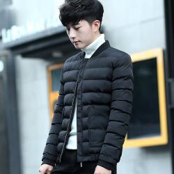 圣仕轩2017年冬季新款上新棉衣男款纯色1703#