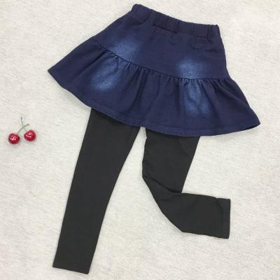 Super RuRu 韩版小清新打底弹力裤子裤裙 SR07