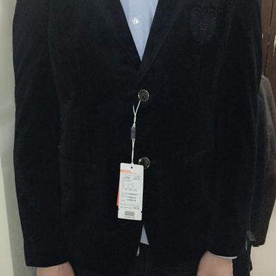 华度仕 冬季新款保暖时尚男士西服