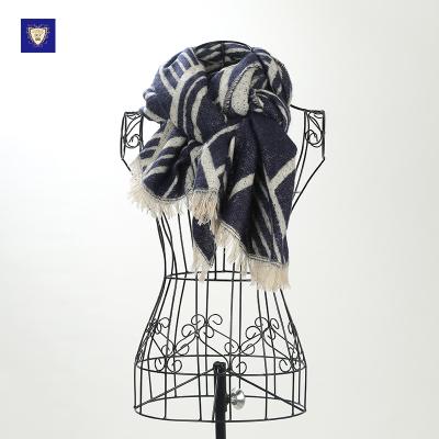 御勋 韩国休闲斜纹款时尚潮流围巾 YX124